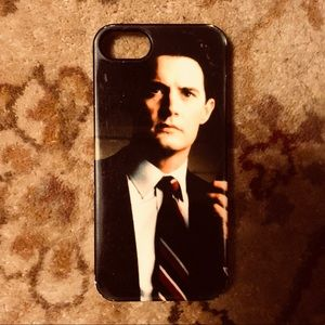 Accessories - Twin Peaks iPhone Case